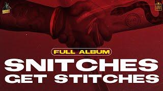 Snitches Get Stitches (Full Album) – Sidhu Moose Wala Video HD
