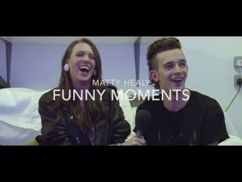 Matty Healy Funny Moments