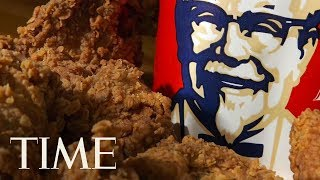 KFCs In the U.K. And Ireland Forced To Close After Running Out Of Chicken | TIME