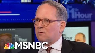 Report: Russian Mob Money Helped Build Donald Trump Business Empire | The 11th Hour | MSNBC