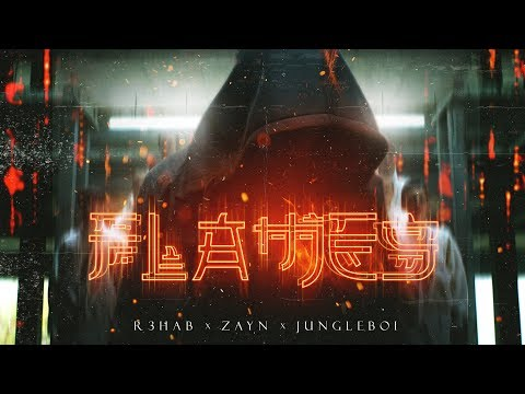 R3HAB & ZAYN & Jungleboi - Flames [Official Audio]