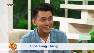 Khoai Lang Thang lần đầu lên VTV3 |Truyền hình quốc gia Việt Nam