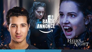 Heirs of the night s2 :  bande-annonce