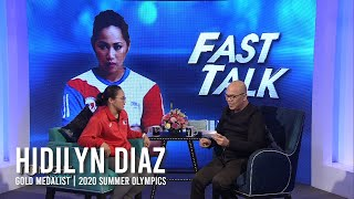 GINTO: The Tonight With Boy Abunda Episode with Hidilyn Diaz (2020 Olympics Gold Medalist) FULL EP