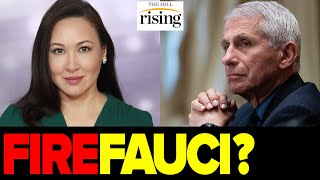 Kim Iversen: FIRE FAUCI ALREADY! History Of Flip Flops And Lies Should FORCE Retirement