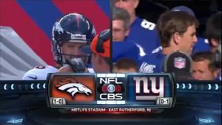 2013 Week 2 - Broncos @ Giants