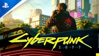 Cyberpunk 2077 :  bande-annonce
