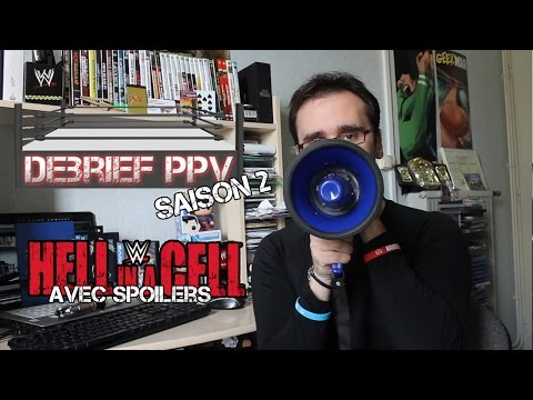 Debrief PPV S02E08 Hell in a Cell