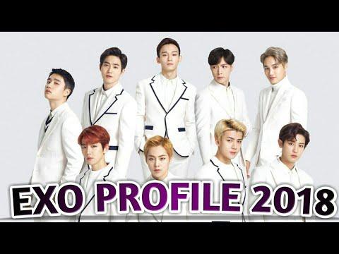 EXO Profile 2018💝💝