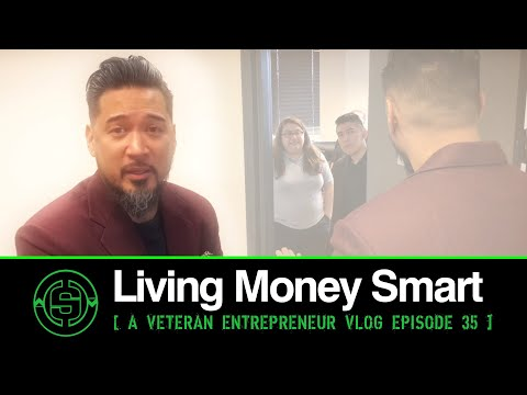 Start an Independent Insurance Agency | #LivingMoneySmart a #Vetrepreneur #VLOG EP35