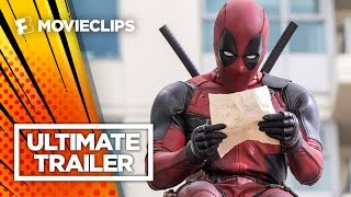 Deadpool Ultimate Comic Book Trailer (2016) – Ryan Reynolds Movie HD