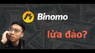 Binomo: Ứng dụng kiếm tiền nhanh hay chỉ là trò lừa đảo ?