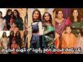 Actresses Shalini, Shamilee latest moments, adorable