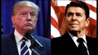Sấm Trạng Trình Nguyễn Bỉnh Khiêm: Donald Trump - Mô hình của Ronald Reagan: