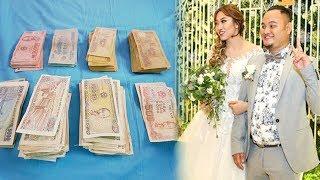 Choáng với số tiền hội bạn thân mừng đám cưới Vinh Râu - Lương Minh Trang - TIN TỨC 24H TV