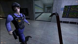 Half-Life - 1998 - 1 Hour of Guarded Ambience - ASMR