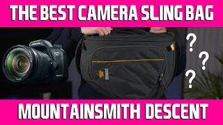 The Best Camera Sling Bag? - Mountainsmith Descent Sling Bag Review