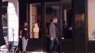 La série Clem saison 5 en tournage à saint germain en laye
