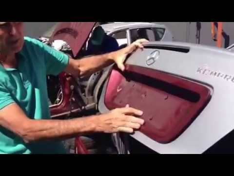 How to start a mercedes without a key – Security sistems