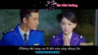 [Vietsub+Kara] Xin lỗi (对不起)- OST Vẫn cứ thích em - Viên Dã (袁野 )