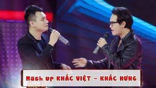 Khắc Việt - Khắc Hưng hát live SIÊU HAY bản Mash up các HIT viết cho Mỹ Tâm, Đức Phúc,...