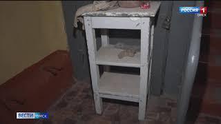 В доме на Иртышской набережной уже 3-й месяц не заканчивается ремонт подъездов