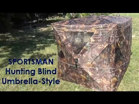 Sportsman Deer Blind Available At Tractor Supply Youtube