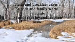 Early Christmas Morning With Lyrics Video Design; Lyn Alejandrino Hopkins