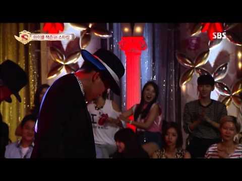 SBS 스타킹(EXO,아이비) 324회 #9(13)
