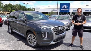 Should you BUY a 2020 Hyundai Palisade Limited over the Kia Telluride?