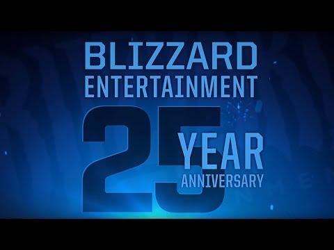 Blizzard fête ses 25 ans ! - YouTube