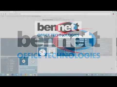 Bennett Office Technologies Customer Portal: View and Pay Invoices Online