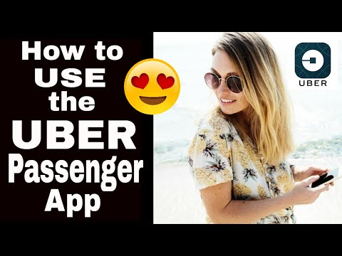 How to use the Uber Passenger App-New rider step-by-step instructions