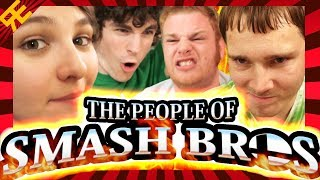 The People of Smash Bros. (A Smash Wii U Song)