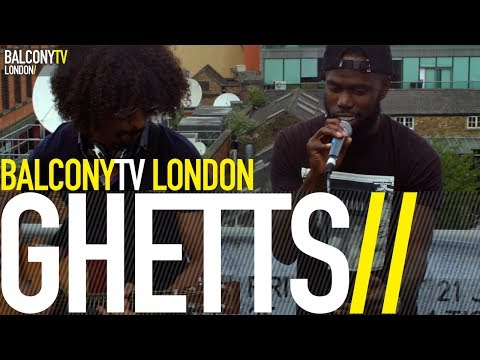 Baixar GHETTS - WHAT I'VE DONE (BalconyTV)