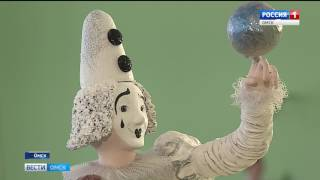 Омичка Наталья Александрович создает уникальных кукол