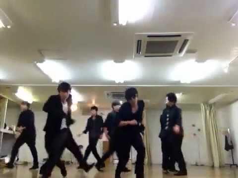 Super junior sorry sorry (practice)