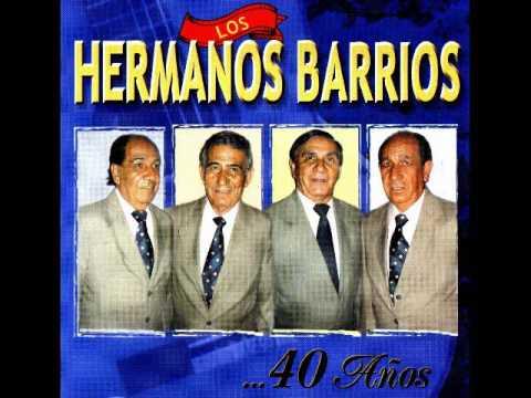 LOS HERMANOS BARRIOS... 40 AÑOS - Discos MyM