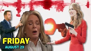 Days Daily Spoilers   Friday, August 23th   Days of Our Lives Spoilers   8/23/2019