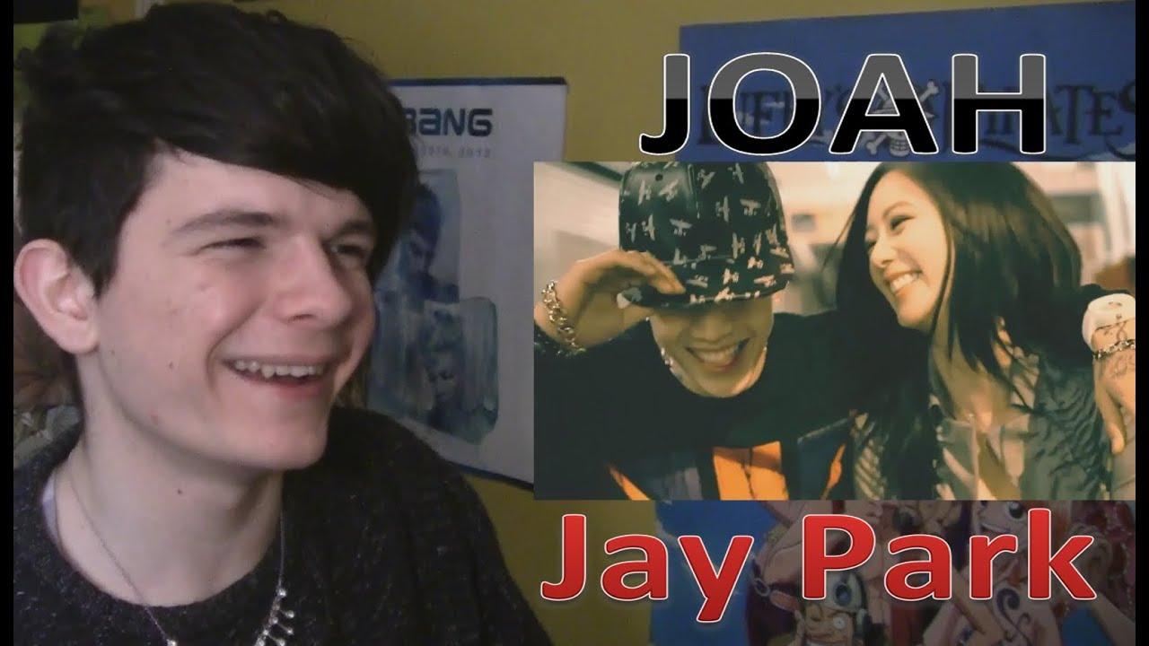 Joah - Jay Park MV Reaction Video - YouTube