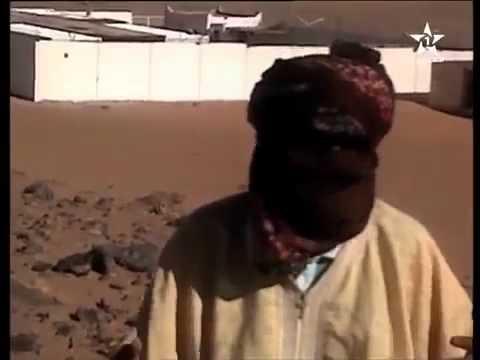 شاهد قناة مغربية تخترق مخيمات تندوف