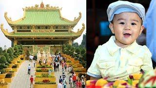 Choáng với khối tài sản nghìn tỷ của Cậu bé 1 tuổi khiến cả thế giới nể phục