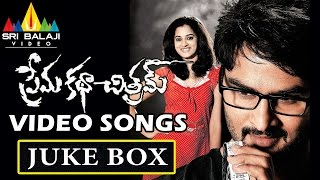 Prema Katha Chitram Songs Jukebox   Telugu Latest Video Songs   Sudheer Babu, Nanditha