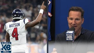 Kanell: 'Deshaun Watson is model NFL quarterback' | Kanell & Bell