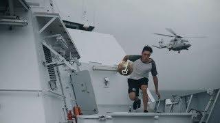 Pro esports gamers set to play Breakaway on a battleship