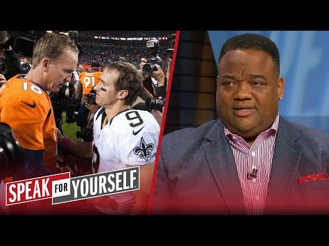 Brees will replace Manning on my Mt.Rushmore with another SB — Whitlock | NFL | SPEAK FOR YOURSELF