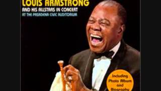 Louis Armstrong and the All Stars 1956 Tin Roof Blues (Live)