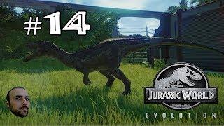 Yeni Etoburlar , Dev Dinozorlar - Jurassic World Evolution # 14