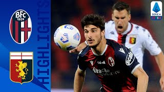 Bologna 0-2 Genoa | Genoa secure all 3 points! | Serie A TIM