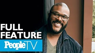 Tyler Perry On Surviving Sexual Abuse As A Child, Retiring His 'Madea' Character & More   PeopleTV